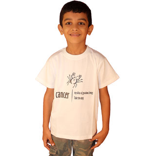 keywords kids t-shirt 100 cotton t-shirt zodiac sun shine slogan t-shirt