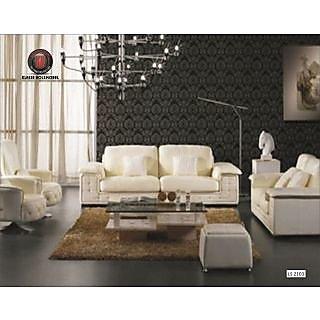 Decotex sofa leather in  white