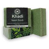 Khadi Soap Neem Scrub ( Pack Of 3 )