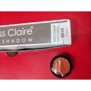 Missclaire single eyeshadow