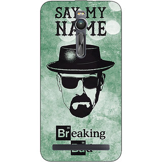 Absinthe Breaking Bad Heisenberg Back Cover Case For Asus Zenfone 2 ZE550 ML