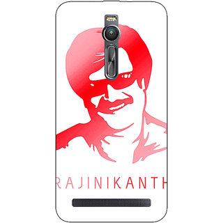 Absinthe Rajni Rajanikant Back Cover Case For Asus Zenfone 2