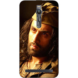 Absinthe Bollywood Superstar Ranbir Kapoor Back Cover Case For Asus Zenfone 2 ZE550 ML