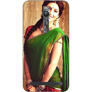 Absinthe Bollywood Superstar Shruti Hassan Back Cover Case For Asus Zenfone 2