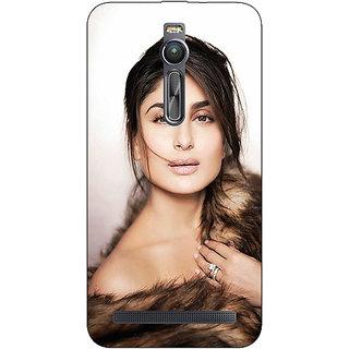 Absinthe Bollywood Superstar Kareena Kapoor Back Cover Case For Asus Zenfone 2