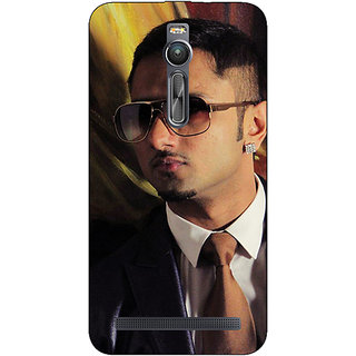 Absinthe Bollywood Superstar Honey Singh Back Cover Case For Asus Zenfone 2 ZE550 ML