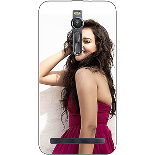 Absinthe Bollywood Superstar Sonakshi Sinha Back Cover Case For Asus Zenfone 2 ZE550 ML