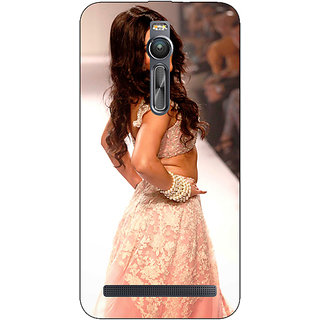 Absinthe Bollywood Superstar Shruti Hassan Back Cover Case For Asus Zenfone 2 ZE550 ML