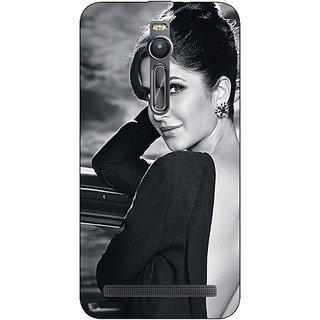 Absinthe Bollywood Superstar Katrina Kaif Back Cover Case For Asus Zenfone 2 ZE550 ML