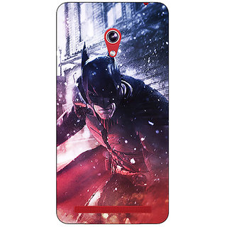 Absinthe Superheroes Batman Dark knight Back Cover Case For Asus Zenfone 6 600CG