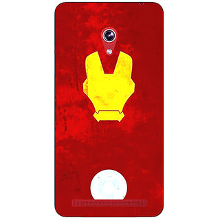 Absinthe Superheroes Ironman Back Cover Case For Asus Zenfone 6 600CG