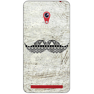 Absinthe Mustache Back Cover Case For Asus Zenfone 6 600CG