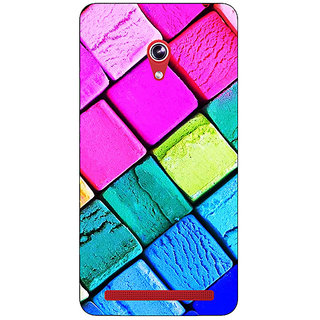 Absinthe Colours Back Cover Case For Asus Zenfone 6 600CG