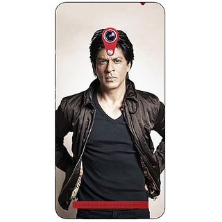 Absinthe Bollywood Superstar Shahrukh Khan Back Cover Case For Asus Zenfone 6 600CG