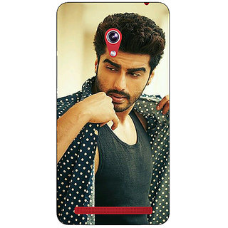 Absinthe Bollywood Superstar Arjun Kapoor Back Cover Case For Asus Zenfone 6 600CG