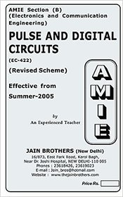 AMIE - Pulse and Digital Circuits ( CP-405 ) ( EC-422 ) Section ( B )