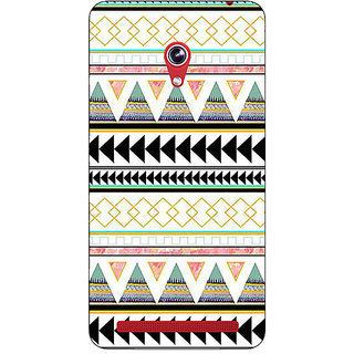 Absinthe Aztec Girly Tribal Back Cover Case For Asus Zenfone 6 600CG