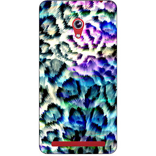 Absinthe Cheetah Leopard Print Back Cover Case For Asus Zenfone 6 600CG