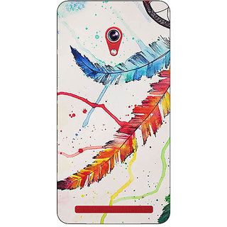Absinthe Dream Catcher  Back Cover Case For Asus Zenfone 6 601CG