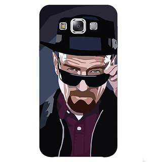 Absinthe Breaking Bad Heisenberg Back Cover Case For Samsung Grand Max
