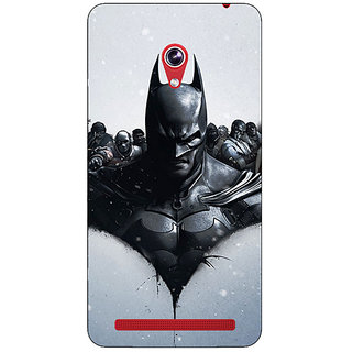 Absinthe Super Heroes Batman Back Cover Case For Asus Zenfone 6 601CG