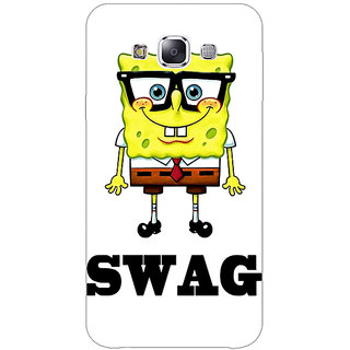 Absinthe Spongebob Back Cover Case For Samsung Grand Max