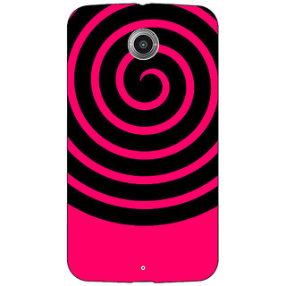 Absinthe Hippie Psychedelic Back Cover Case For Google Nexus 6