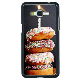 Absinthe Donut Birthday Back Cover Case For Samsung Galaxy J5
