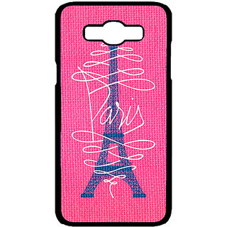 Absinthe Paris Love Back Cover Case For Samsung Galaxy J7