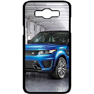 Absinthe Super Car Range Rover Back Cover Case For Samsung Galaxy J7