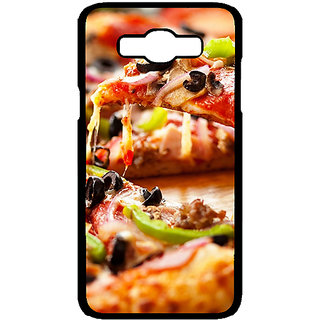 Absinthe Pizza Love Back Cover Case For Samsung Galaxy J7