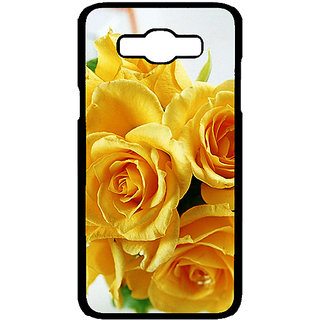 Absinthe Roses Back Cover Case For Samsung Galaxy J7