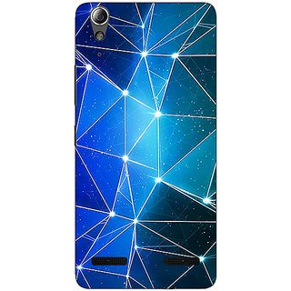 Absinthe Crystal Prism Back Cover Case For Lenovo A6000 Plus