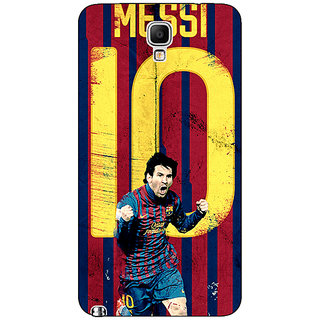 Absinthe Barcelona Messi Back Cover Case For Samsung Note 3 Neo