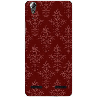 Absinthe Indian Pattern Back Cover Case For Lenovo A6000 Plus