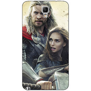 Absinthe Thor  Back Cover Case For Samsung Note 3 Neo