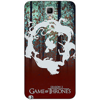 Absinthe Game Of Thrones GOT Houses Back Cover Case For Samsung Note 3 Neo