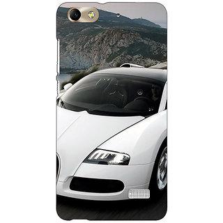 Absinthe Super Car Bugatti Back Cover Case For Huawei Honor 4C