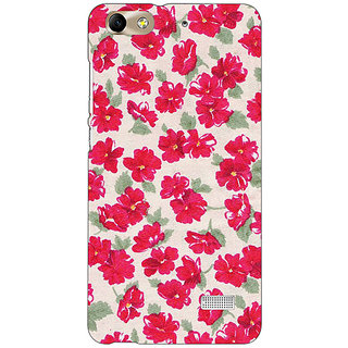 Absinthe Floral Pattern  Back Cover Case For Huawei Honor 4C