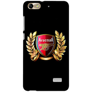 Absinthe Arsenal Back Cover Case For Huawei Honor 4C