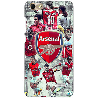 Absinthe Arsenal Therry Henry Back Cover Case For Huawei Honor 4C