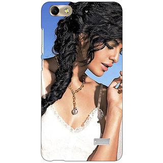 Absinthe Bollywood Superstar Jacqueline Fernandez Back Cover Case For Huawei Honor 4C