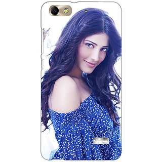 Absinthe Bollywood Superstar Shruti Hassan Back Cover Case For Huawei Honor 4C