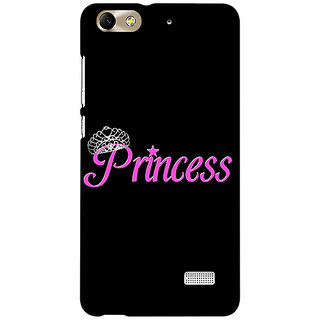 Absinthe Princess Back Cover Case For Huawei Honor 4C