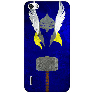 Absinthe Superheroes Thor Back Cover Case For Huawei Honor 6