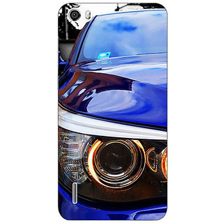 Absinthe Super Car BMW Back Cover Case For Huawei Honor 6