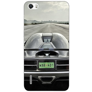 Absinthe Super Car Koenigsegg Back Cover Case For Huawei Honor 6