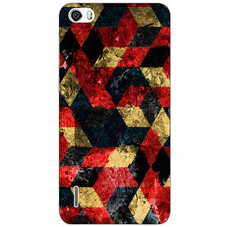 Absinthe Tribal Back Cover Case For Huawei Honor 6