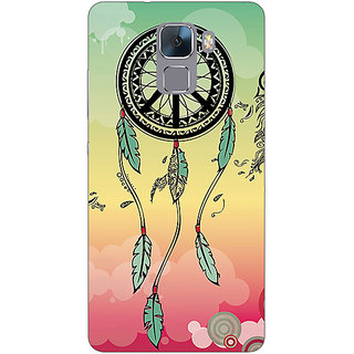 Absinthe Dream Catcher  Back Cover Case For Huawei Honor 7