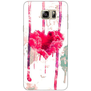 Absinthe Love Heart  Back Cover Case For Samsung Galaxy Note 5